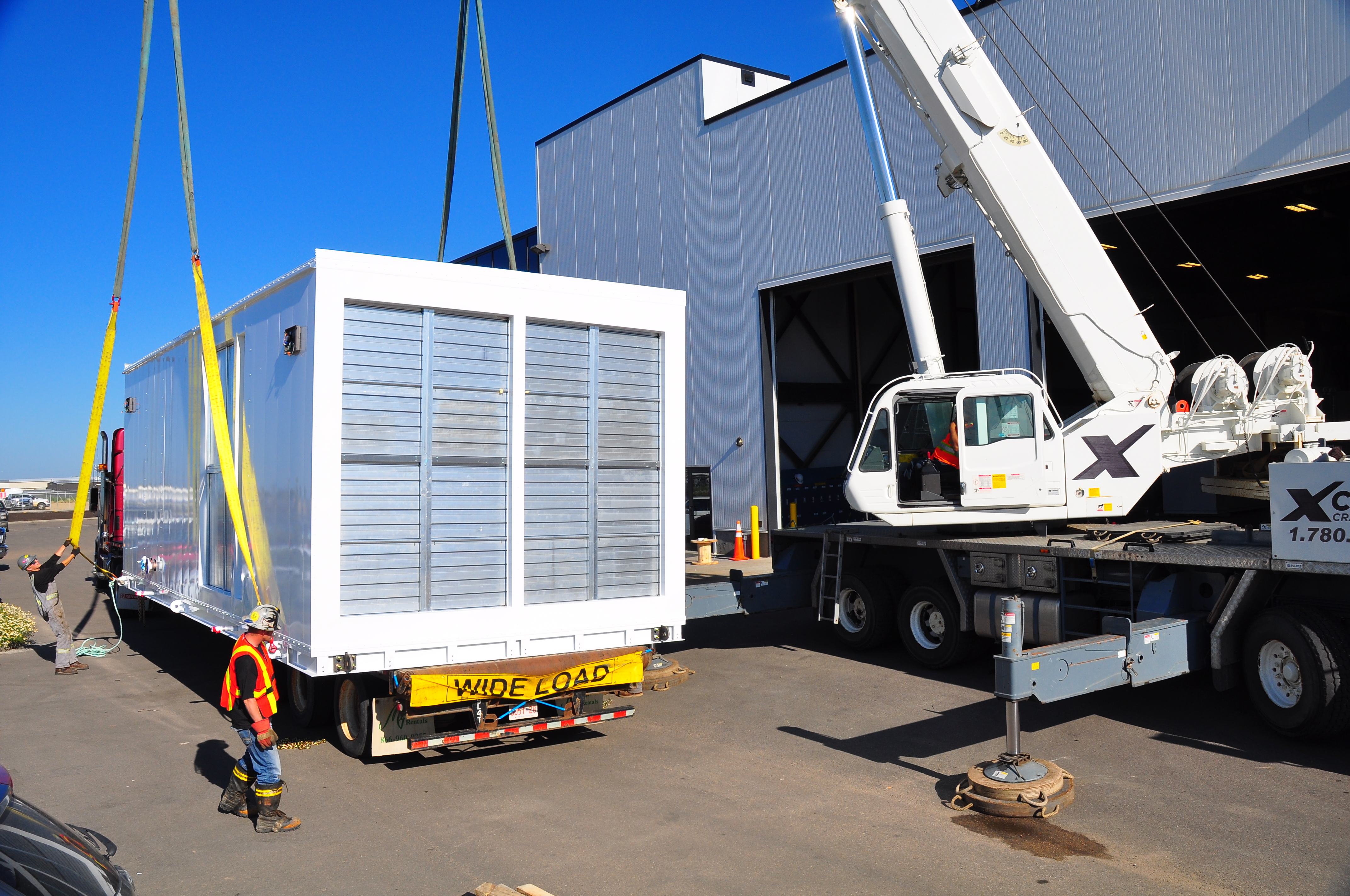 Large Air Handling Units Silent Aire